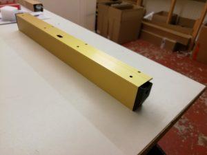 Custom Finish Maglocks from GB Locking Systems